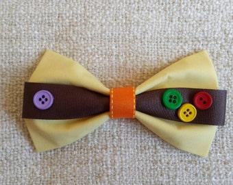 Disney Pixar Up Inspired Wilderness Explorer Russell bow
