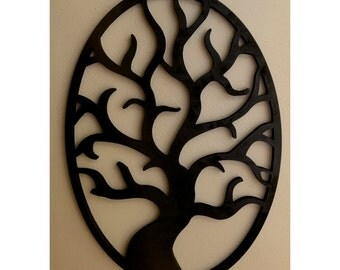 Ornamental Tree Wall-Hanging 2