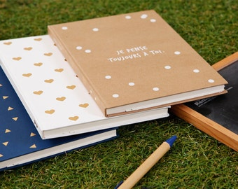 FREE SHIPPING JOURNAL Notebook | Writing Journal, 2017 Diary, 2017 Planner, Planner 2017, Daily Planner, Writing Planner,Agenda,Journal 2017