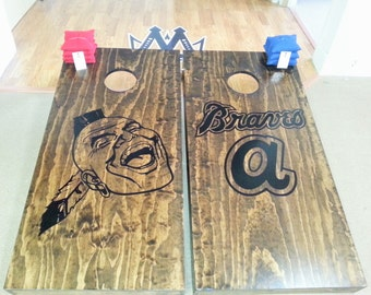 Corn hole boards & Corn Toss games !