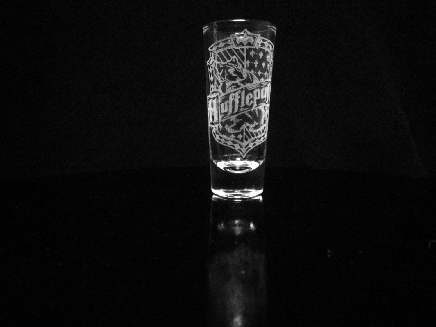 Harry Potter House Crest Shot Glasses Tall Set Of By