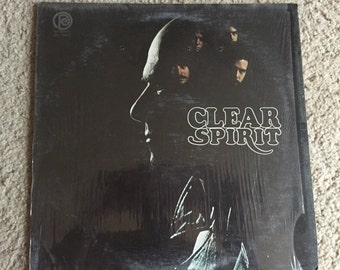 Clear Spirit - Ode LP