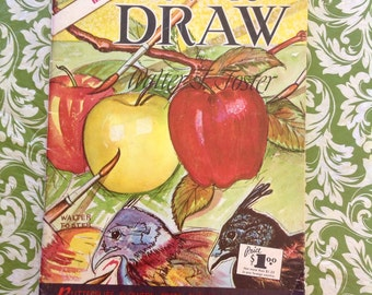 How To Draw book by Walter J. Foster