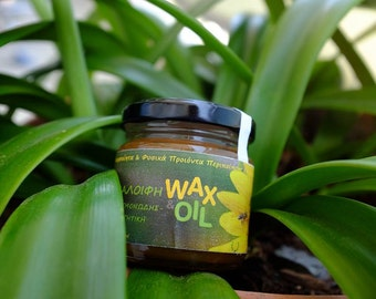 Anti-inflammatory & analgesic beeswax ointment