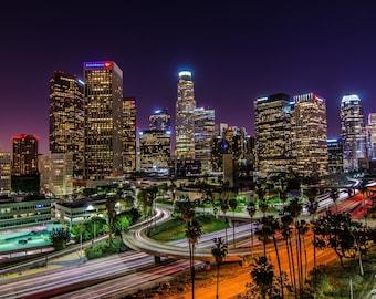 City of Los Angeles 8x10 print SALE!