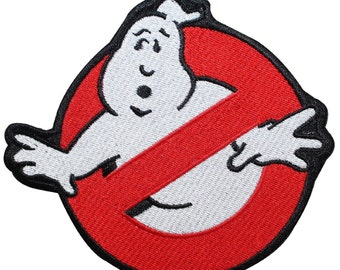 Ghostbuster Movie Embroidered Uniform Logo Patch