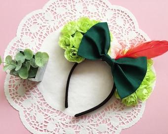 BESTSELLER: Peter Pan Inspired Minnie Ears