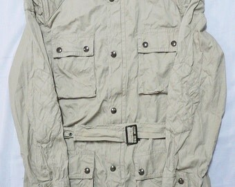 POLO Ralph Lauren Men's Breasted Belted Trench Coat size XL