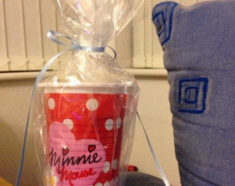 Minnie Mouse Pre-Filled Party Cups