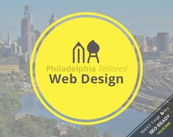 Web Design - Philadelphia Tailored Custom Web Design Package