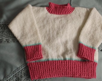 2 years - sweater girl