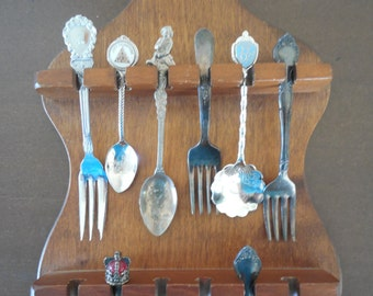 search q fork spoon holder
