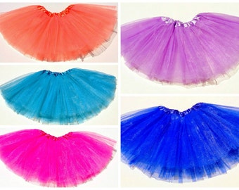 Tutu (Choose your color various colors available)
