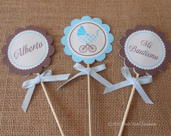 Printable Baby shower baby carriage-stroller printable Kit
