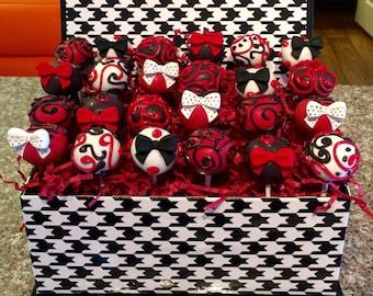 Sassy style cake pops