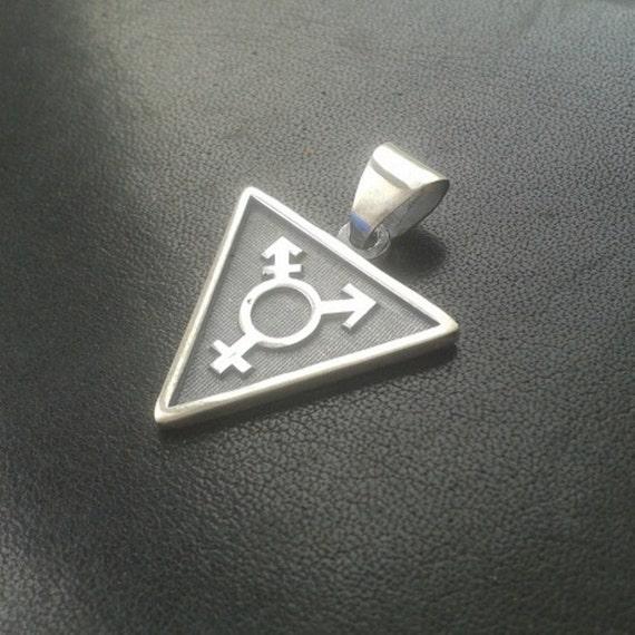 Gay Symbol Triangle 36