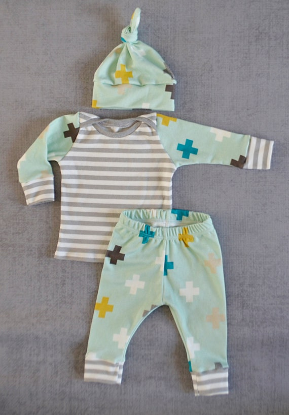 newborn outfit, baby boy, coming home outfit, baby clothing set, organic baby clothing, baby outfit
