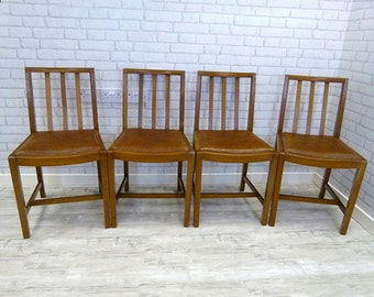 Retro 1960s Kitchen Chairs