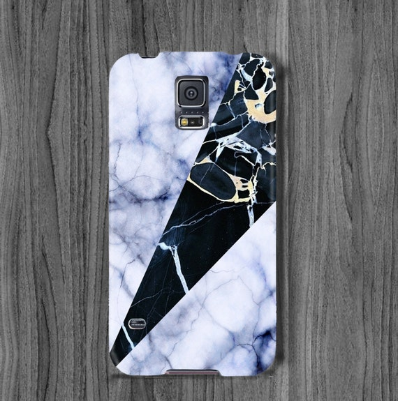 Marble Samsung Galaxy S6 Edge Case Triangle Note 3 Case