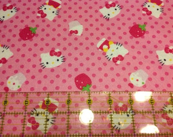1 Yd Hello Kitty Felt