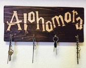 Alohomora Magic Key Holder