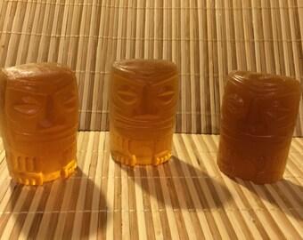 Tiki Mask Soap