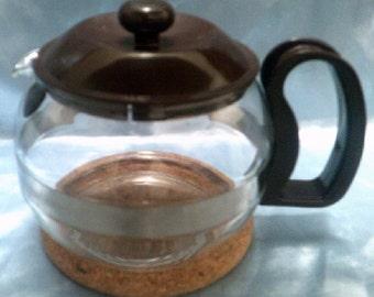 Teapot Pyrex France