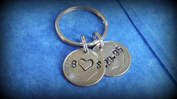 Wedding Anniversary Gifts 20 Years: 20th Anniversary Gift For Men 20 Year By HandStampedTrinkets
