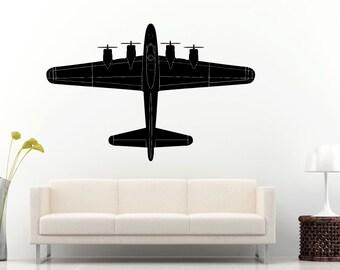 Airplane Stencils Etsy