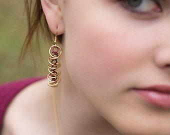 Jettie earring