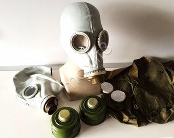 2pcs gas mask GP-5 size 0 1 2 3 4 sets russian gas masks soviet gas mask