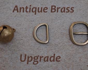 Antique Brass Upgrade