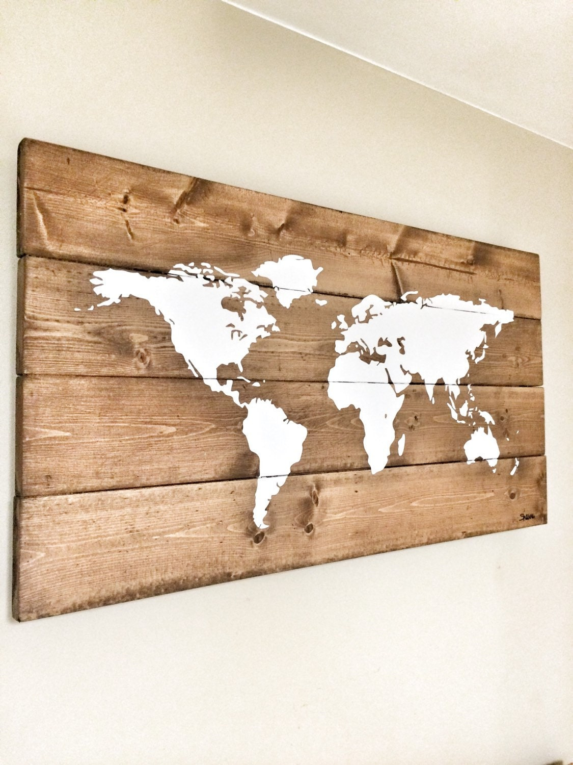 Diy corkboard map crafthubs my cork board map of united states put wood map etsy us map cork board gumiabroncs Choice Image