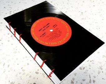 Vinyl Record Sketchbook