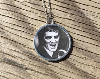 Dark Shadows Barnabas Collins Pendant Necklace
