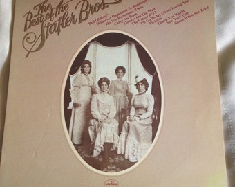 The Best Of The Statler Brothers. 33 RPM Vinyl Record Album.