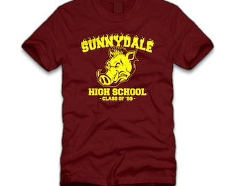 Buffy Sunnydale t-shirt/tee