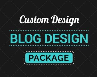Blog Design Package