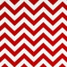 SALE, Discount, 3 Pieces, Premier Prints, Red and White SMALL Chevron, Home Decor Fabric, Cotton Fabric, Ships Immediately