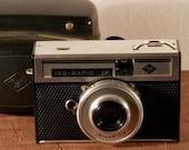 Vintage Agfa Iso Rapid camera.