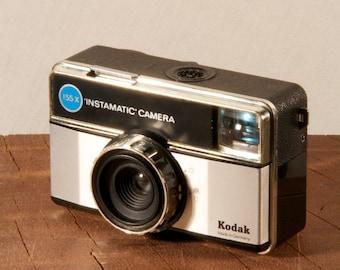 Kodak Eastman, Instamatic 155 vintage camera.
