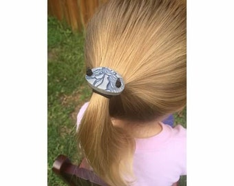 Horse pony tail holder