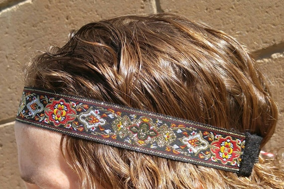 Men's Headband Hair Accessories Hippie Bohemian Gypsy