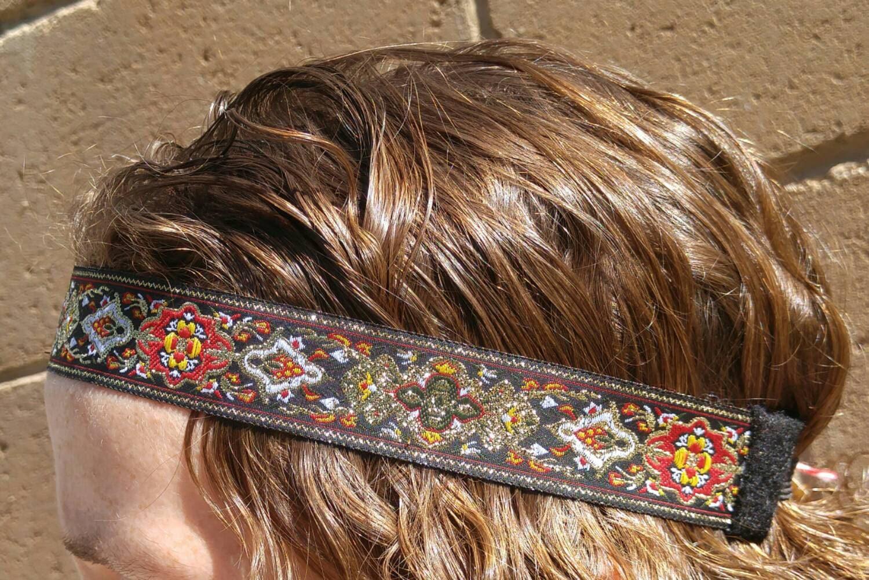 Men S Headband Hair Accessories Hippie Bohemian Gypsy