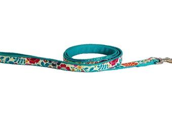 Floral Fiesta Dog Leash
