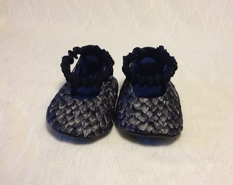 Marybelle shoes, 3 to 6 months.