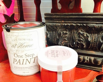 Amy Howard one step paint 8oz size/ No stripping, sanding or priming required