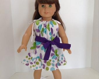 American Girl Pillowcase Dress