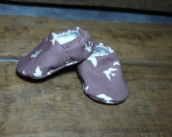 Flight II Baby shoes, booties, match your Kinderpack, 3-6 months
