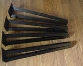 The BEST Metal Table Legs, V-Leg Aluminum, SET OF 4 V Legs